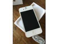 APPLE IPHONE 4S - WHITE - 8GB - EE