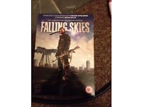 Falling Skies - Series 1-2 - Complete (DVD, 2013, 6-Disc Set, Box-Set)