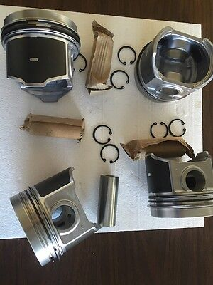 Bobcat S220 S250s300 Kubota V3300t Engine Piston