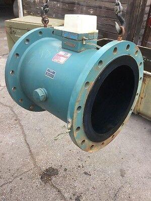 Fisher Porter Magnetic Flow Meter 16 150 400mm Model Iodi4