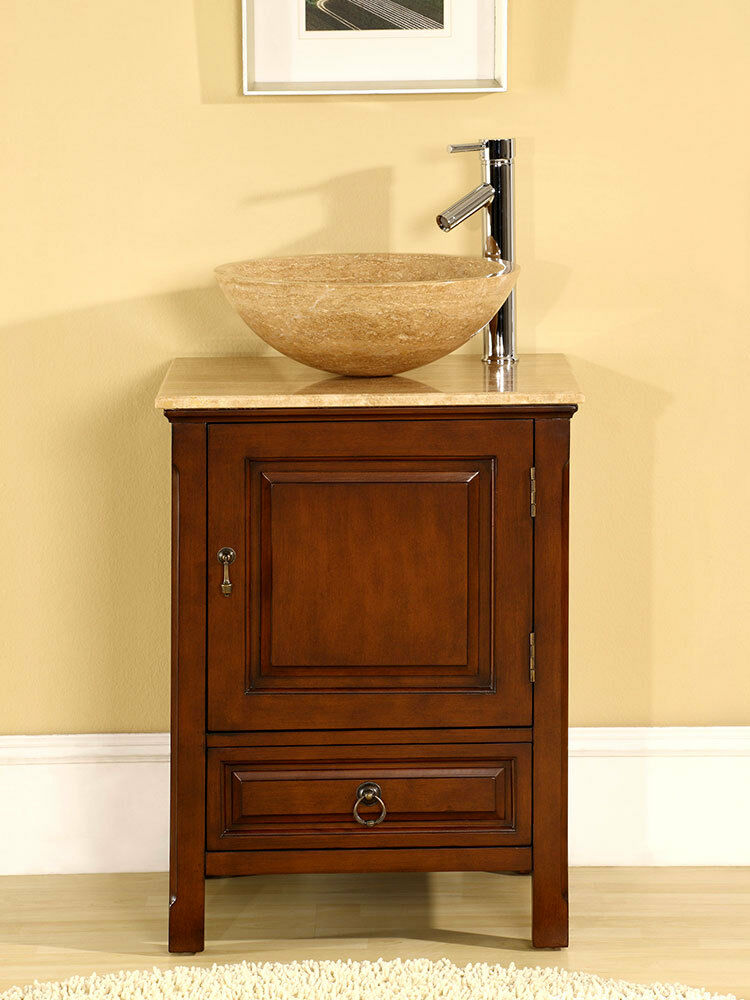 Cabinet Bathroom Vessel Vanity 0158tr