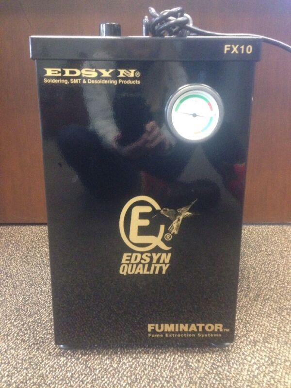 EDSYN FX10 FUMINATOR, FUME EXTRACTION