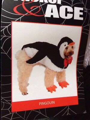 Tucker & Ace Dog Pet Costume Penguin NWT - Dog Penguin Costume