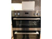ELECTRIC BUILT-IN LAMONA DOUBLE-OVEN