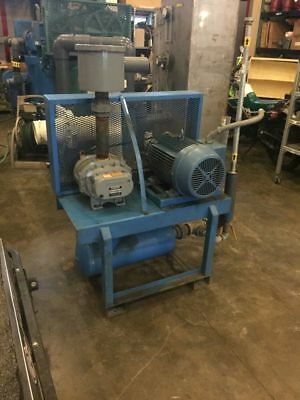 25hp Gardner Denver Sutorbilt Vacuum Blower Package Legend 4mp 208-230460v