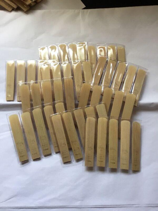 50 Bay Bb Clarinet Reeds, Style 1