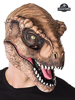 Dinosaurio T-Rex 3/4 Máscara- Disfraz Adulto Accesorio