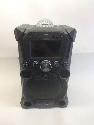 AS IS Best Singing Machine SDL9030DB Carnaval Karaoke (Best Karaoke The Singing Machine)