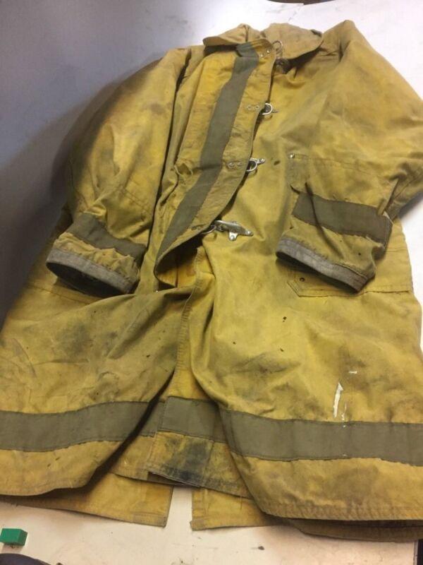 FY Repel Turnout Coat Fire Coat size 44/42L Resistant