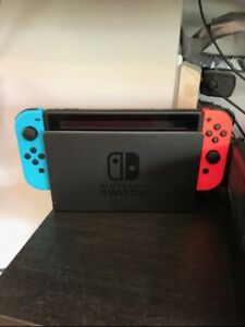 Nintendo Switch with 5 Games!