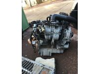 Vauxhall Meriva 1.6 16v Engine From a 2003