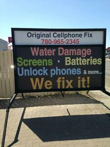 Iphone5 /5C /5S/ $70/Iphone 6$100/6s$150/Ipad Air/2/3/4REPAIR Edmonton Edmonton Area image 2