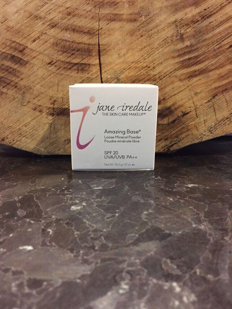 Jane Iredale Amazing Base Spf 20 Latte Sealed