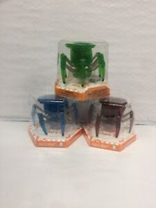 Hexbug Remote Controlled Spider Micro Robotic Creature Bug Colors Vary (only One