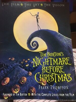 Burton Nightmare Before Christmas Noël Jack Film Cinema Disney Halloween Japan - Films Halloween Disney
