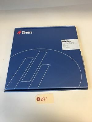Struers Md-dac 300 Mm 40500073 5pcs Fast Shipping Warranty