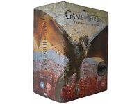 THE GAME OF THRONES SEASON 1-6 BOX SET 30 DISCS NEW