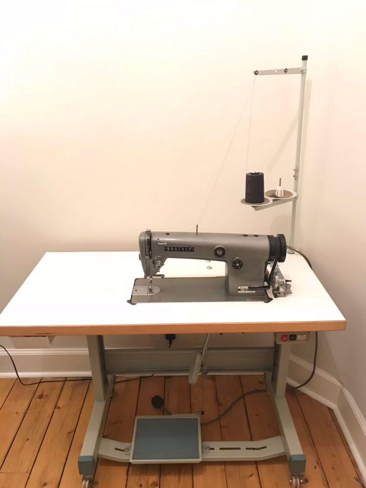 Industrial lockstitch Brother sewing machine - DB2-B755-3