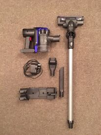 Dyson DC35 Animal with NEW BATTERY - Portable Vacuum Cleaner