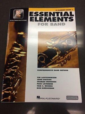 Woodwinds 1 B Flat Clarinet