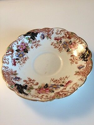 Queens China Saucer