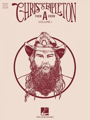 Chris Stapleton From A Room: Volume 1 Sheet Music Piano Vocal Guitar 000239711