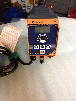 Prominent Fluid Controls Gamma4 Metering Pump