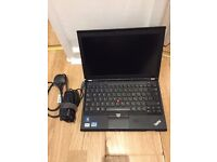 Lenovo IBM Thinkpad X230 laptop 180GB SSD hd Intel 3.3ghz x 4 Core i5 3rd generation CPU
