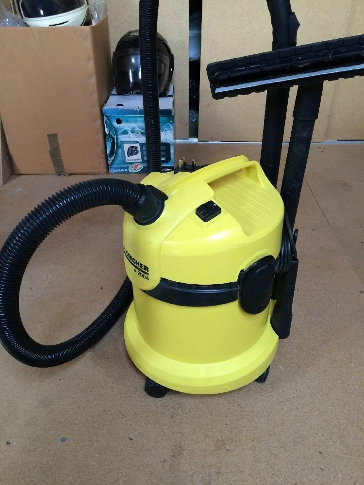 Karcher Wet Dry Vac Hoover Car Valeting Carpet Cleaning