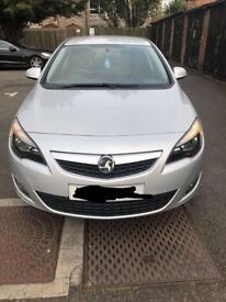 Vauxhall Astra 2012 1.4L-Very Low Mileage-Full Service history-Long MOT