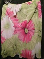 New LAURA FLORAL PRINT SKIRT - Size 14