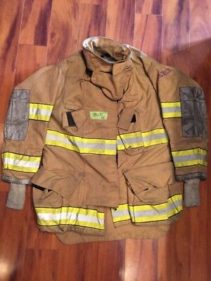 Firefighter Globe Turnout Bunker Coat 38x32 G-xtreme Halloween Costume 2005