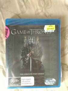 Game of Thrones (The Complete First Season) Bluray