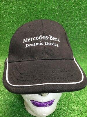 Rare Mercedes Benz Black Continental Sasol Strapback Hat Cap Fast Free Shipping