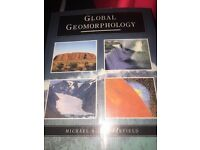 Global Geomorphology by Michael A. Summerfield (Paperback, 1991)