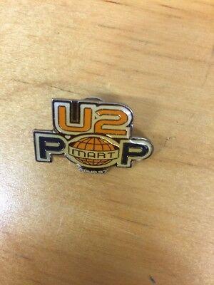 U2 1997 Popmart Tour Metal Pin(badge) comprar usado  Enviando para Brazil