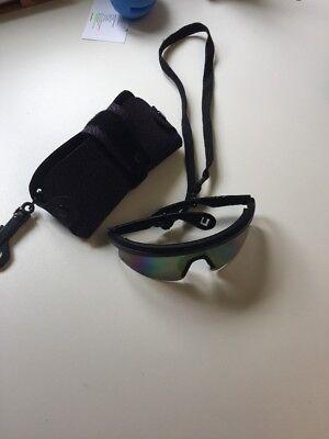 Tecno Pro Sportbrille mit Etui