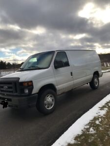 2008 Ford E-250 Super Duty