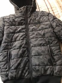 Men's creative recreation coat