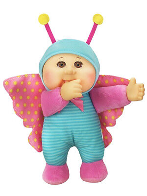 """Cabbage Patch Kids Cuties Doll: 9"""" Garden Party Collection - Lily Butterfly"""