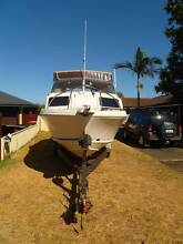 22ft Pride Concorde SUPER PRICE!! FEATURES ++++ MOVING MUST SELL! Mandurah Mandurah Area Preview