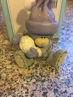 Original Me To You Figurine - Snowball Surprise - Original Box - Bear