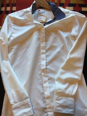 Ladies RJ Classics Prestige Collection Show Shirt Sz 38 Women's NWT Prestige Collection Show Shirt
