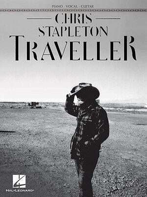 Chris Stapleton Traveller Sheet Music Piano Vocal Guitar Songbook NEW 000160733