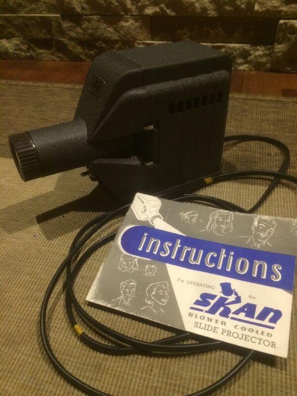 Skan Slide Projector