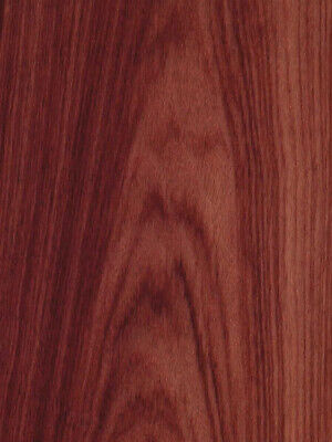 Exotic Rosewood Wood Flat Cut Veneer Paper Backer 2 X 8 24 X 96