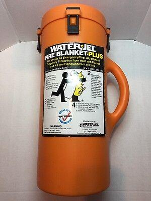 Water Jel Fire Blanket Plus 7260-1