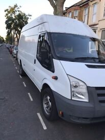 Ford Tansit High roof Van New Engine
