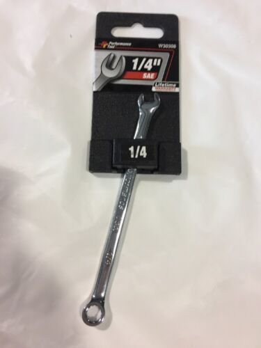 """Performance Tool 1/4"""" Wrench SAE W30308"""