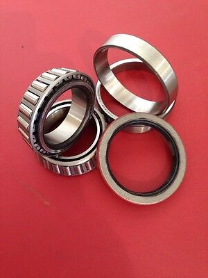 Bobcat Axle Bearing And Seal Kit S175s185s205 Skid Steer Timken Brand